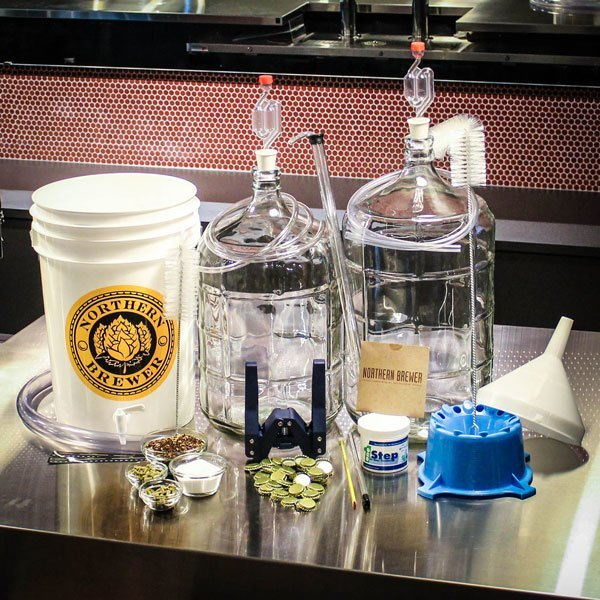 brewers deluxe brewing starter kit