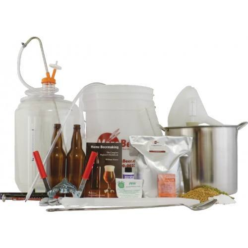 more beer home brewing kit