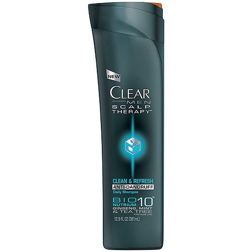 clear mens shampoo