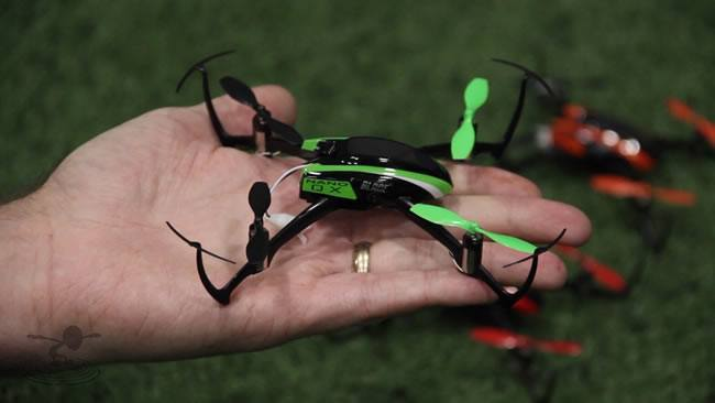 Blade Nano QX Quadcopter Photo by Flite Test