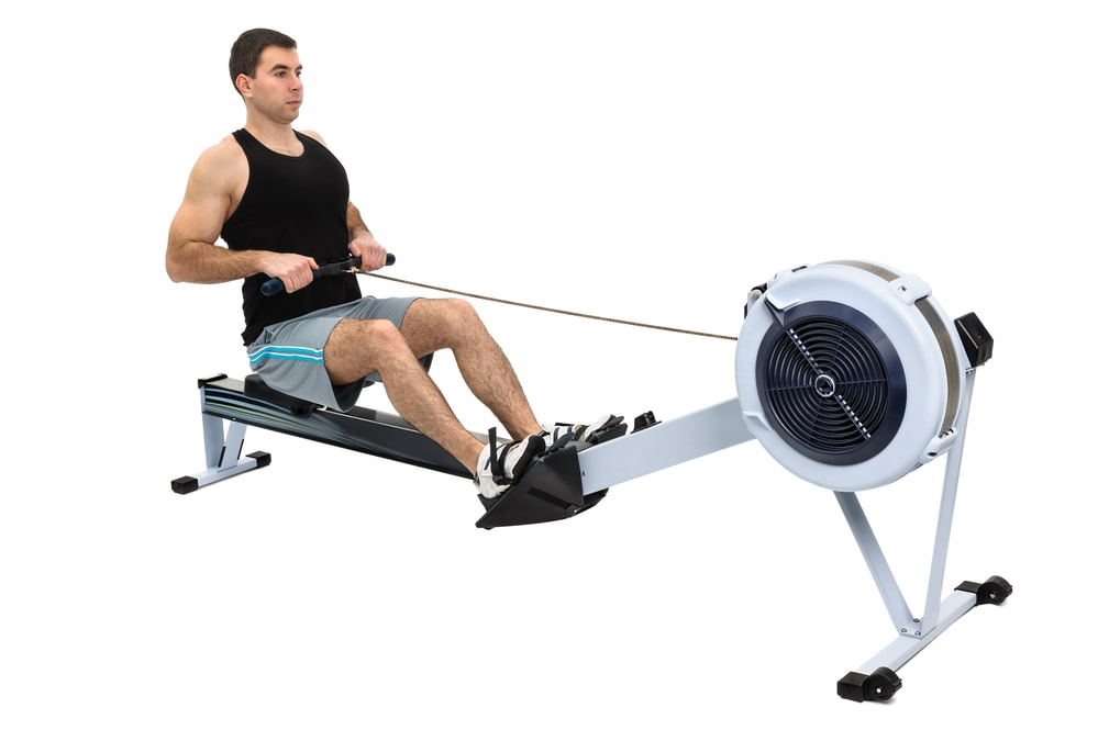 top rowing machine for home